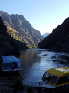 Hells Canyon Tribal Youth Trip